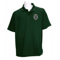 5.11 Tactical® Newnan Police Logo Performance Polo GREEN