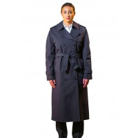 Anchor Uniform® LADIES Darien Double Breasted Trench Coat (USA MADE)