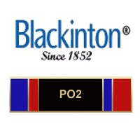 "Blackinton® ""Police Officer 2"" Commendation Bar"