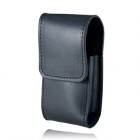 Boston Leather® Cell Phone Holder