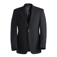 Edwards Garment Men's Poly/Wool Suit Coat