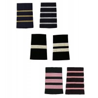 ELC - Airline & Hotel Industry Soft Shoulder Epaulettes