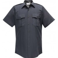 Flying Cross®   (**TALL VERSION**) 100% VISA Polyester Command Shirt (LAPD NAVY)