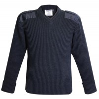 Flying Cross® Command Rib Knit Sweater WITH WINDSTOPPER LINING!!!