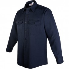 Flying Cross® Mens LONG SLEEVE Button-Front FR Woven Shirt