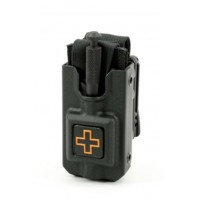 Eleven 10 RIGID TQ Case for SOFTT/SOFTT-W, Cross Front, Belt (Tek-Lok)