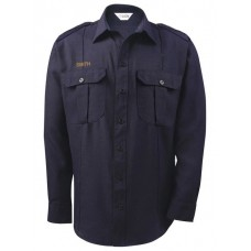 LION® 4.5 oz Nomex IIIA LONG SLEEVE Shirt - Plain Weave with EPAULETS