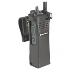 Motorola® Leather Radio Carry Case (PMLN5659)