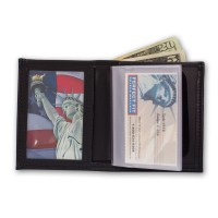 Perfect Fit® Bifold Wallet w/ Single ID