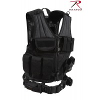 Rothco® Cross Draw MOLLE Tactical Vest (REGULAR SIZE)