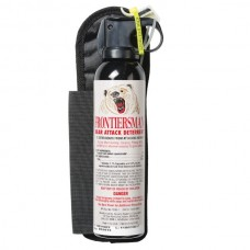 Sabre® Frontiersman Bear Spray 9.2 oz with Belt Holster