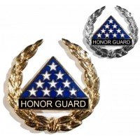 Smith & Warren® Custom Honor Guard Insignia (Clutch-back Attachment)