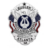 Smith & Warren® Bugles Across America Custom Breast Badge