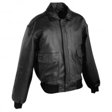 Taylor's Leatherwear Bomber Jacket CLEARANCE