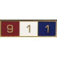 Blackinton® 911 Commendation Bar