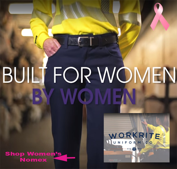 Workrite Womens