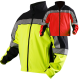 Blauer® Colorblock Softshell Fleece Jacket