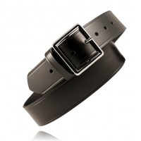 "Boston Leather™ 1-3/4"" Garrison Leather Belt"