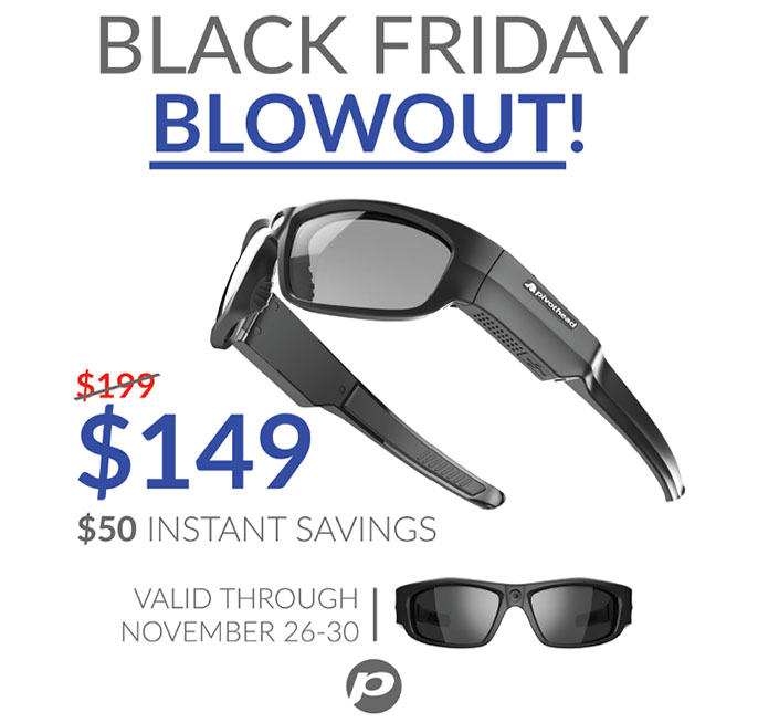 pivothead black friday