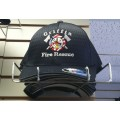 flexfit®  Athletic Mesh GRIFFIN Fire Embroidered Logo