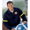 Game® Sportswear The Firefighter's Work Shirt With Reflective Tape