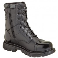 "Thorogood® Trooper 8"" Jump Boot (Side Zip)"