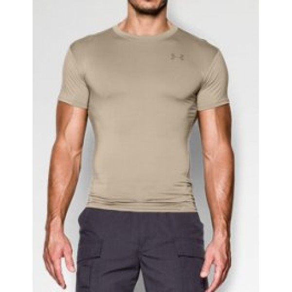 Under armour men 39 s tactical heatgear compression short for Under armour men s shirts clearance