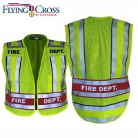 Flying Cross® - Pro Series™ CUSTOM Fire Dept. Safety Vest