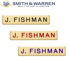 Smith & Warren® Nameplate C558A